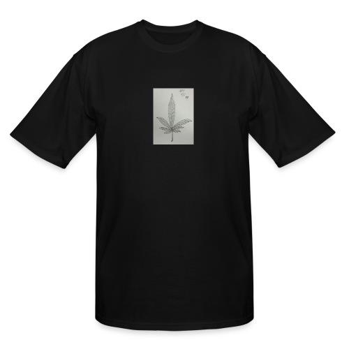Happy 420 - Men's Tall T-Shirt