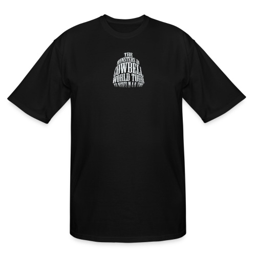 Monsters Of Cowbell - Men's Tall T-Shirt