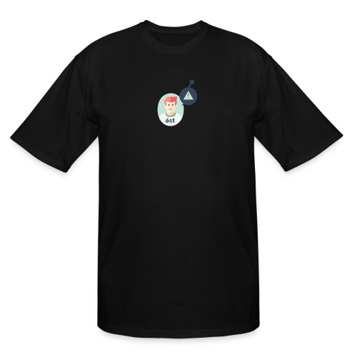 the Adam - Men's Tall T-Shirt