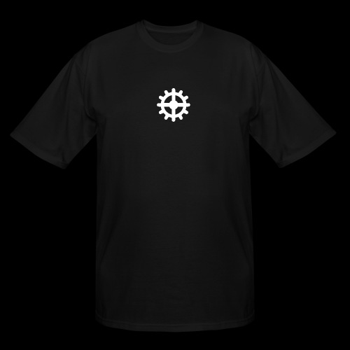 SEAL OF THE MACHINE - Men's Tall T-Shirt