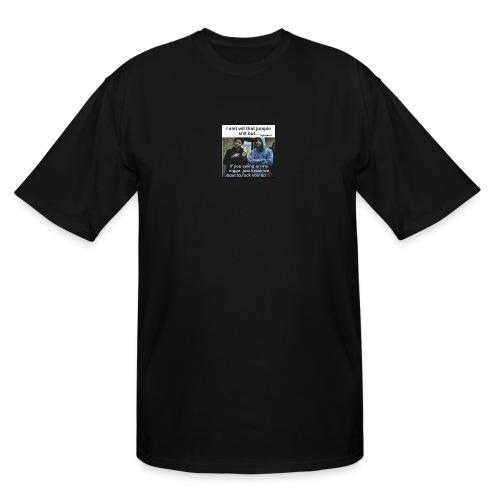 Friends down for friends - Men's Tall T-Shirt