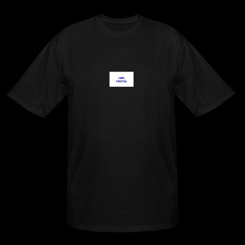 Blue 94th mile - Men's Tall T-Shirt