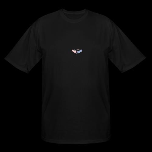 Black T-Shirt - Seventeen - Men's Tall T-Shirt