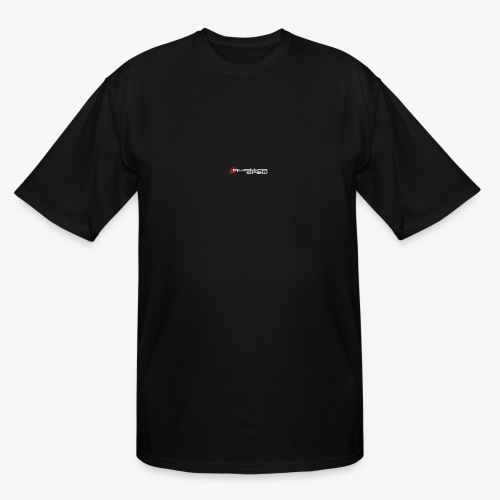 Quattro Crew - Light logo - Men's Tall T-Shirt