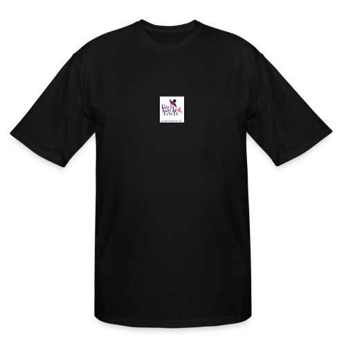 Black Women in Business - Men's Tall T-Shirt
