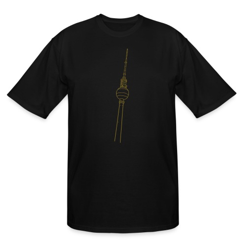 Berlin TV Tower - Men's Tall T-Shirt