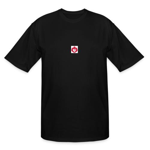 E JUST LION - Men's Tall T-Shirt