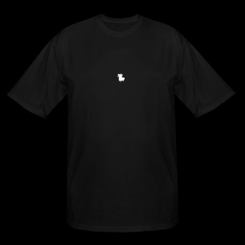 LOOT LLAMA THREE HEADS HYDRA - Men's Tall T-Shirt