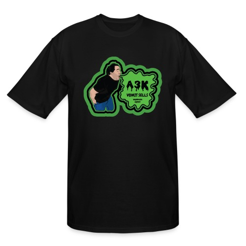 A3k Vomit Sells - Men's Tall T-Shirt