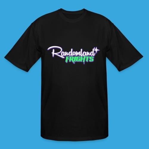 Randomland Frights - Men's Tall T-Shirt