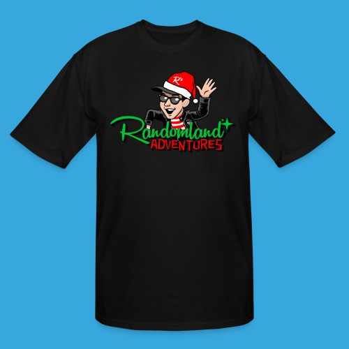 Randomland™ Holiday Adventures! - Men's Tall T-Shirt