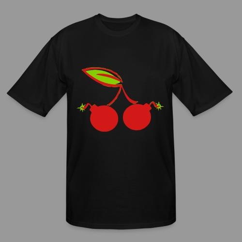 Cherry Bomb - Men's Tall T-Shirt
