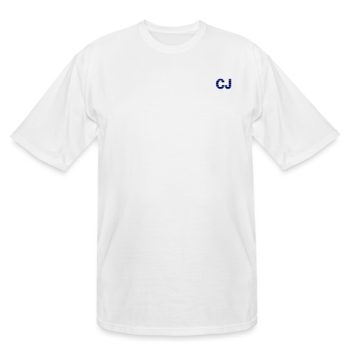 CJ spaces - Men's Tall T-Shirt