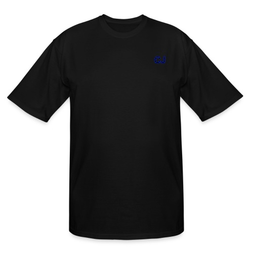 CJ spaces - Men's Tall T-Shirt
