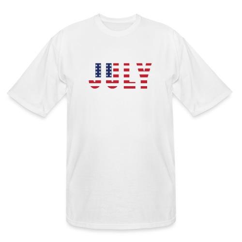 July 4th - Men's Tall T-Shirt