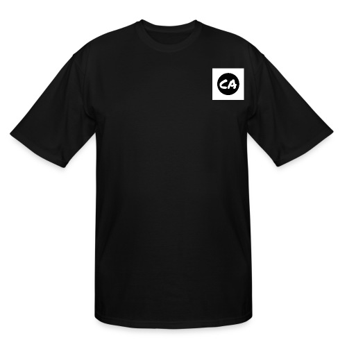 CA Logo - Men's Tall T-Shirt