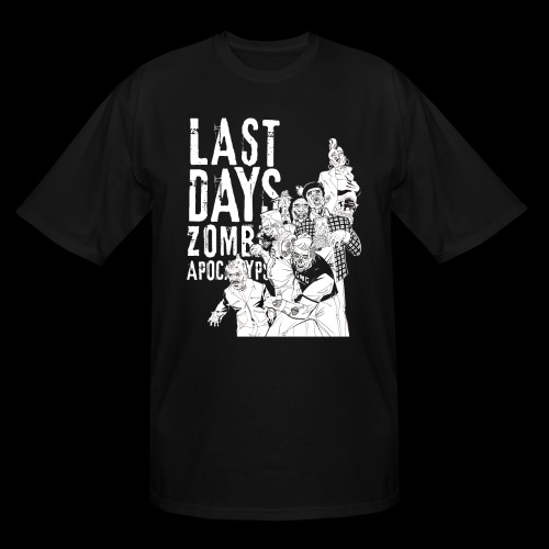 Last Days GMG Crew - Men's Tall T-Shirt