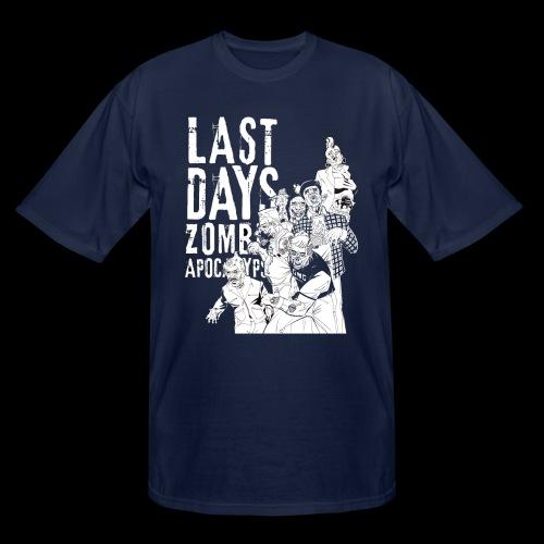 Last Days GMG Crew - Men's Tall T-Shirt