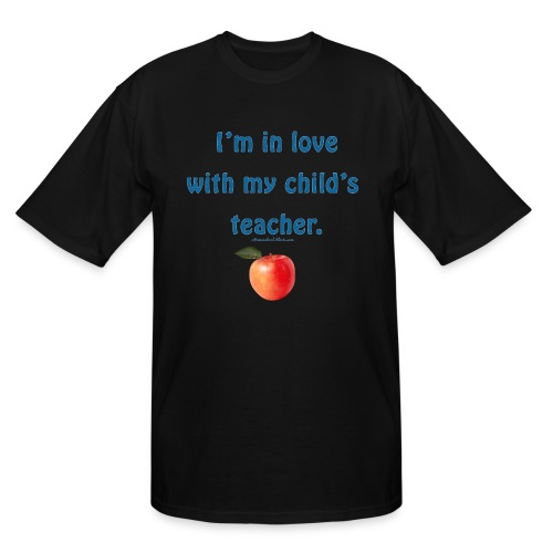 Homeschool Teacher - Dad - Men's Tall T-Shirt