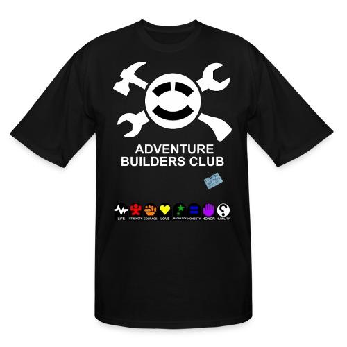 Adventure Builders Club - Men's Tall T-Shirt