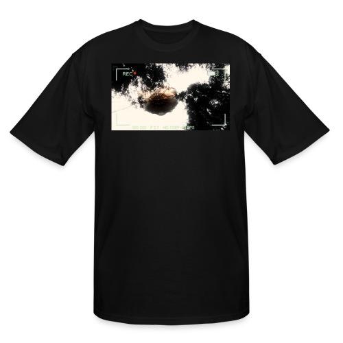 alien Abduction jpg - Men's Tall T-Shirt