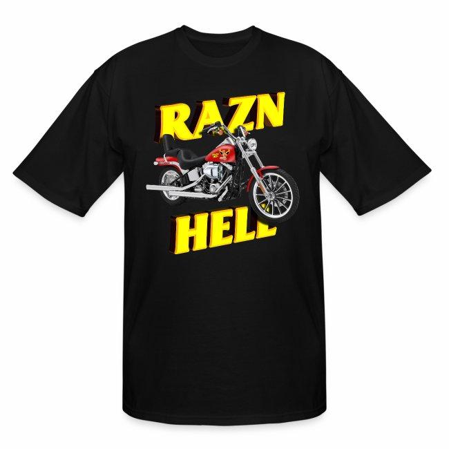 Motorcycle Razn Hell