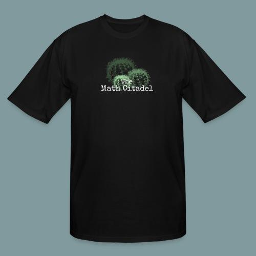 Math Citadel Cactus Trio - Men's Tall T-Shirt