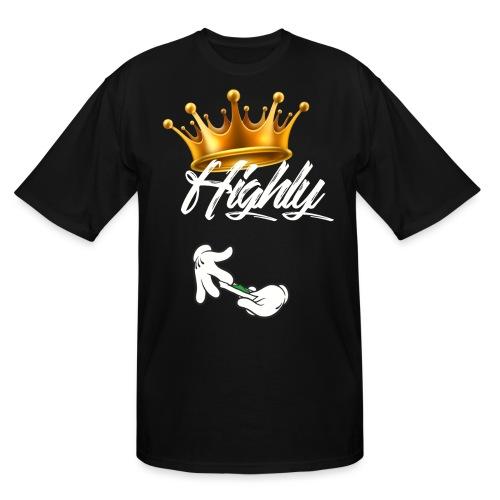 Highly Print - Men's Tall T-Shirt