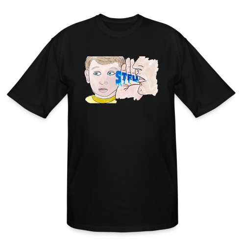 STFU - Men's Tall T-Shirt