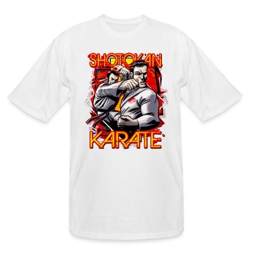 Shotokan Karate - Men's Tall T-Shirt