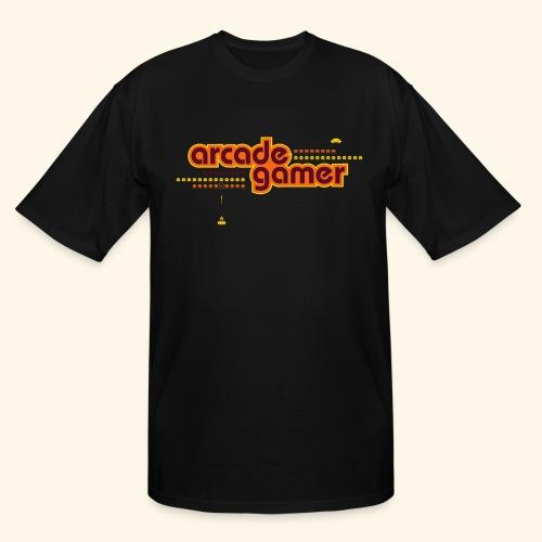 arcadegamer typo - Men's Tall T-Shirt
