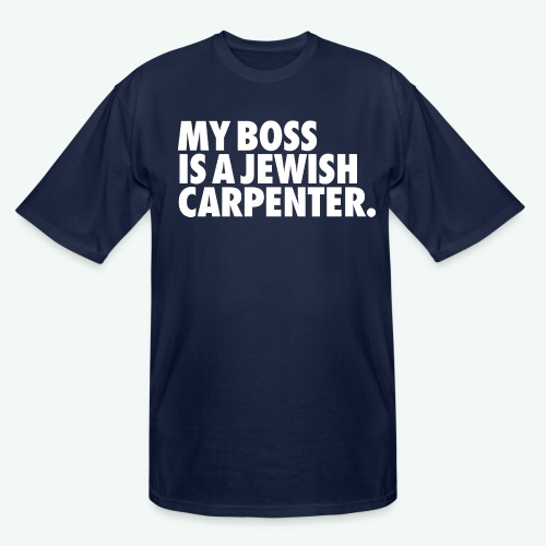 MY BOSS - Men's Tall T-Shirt