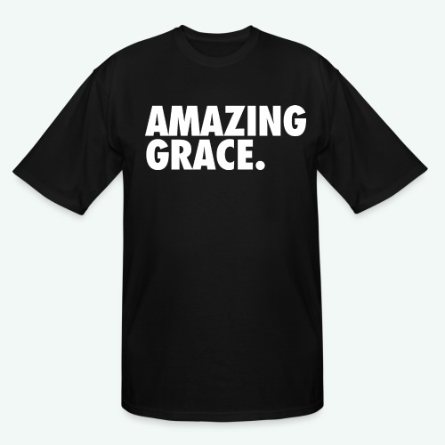 AMAZING GRACE - Men's Tall T-Shirt