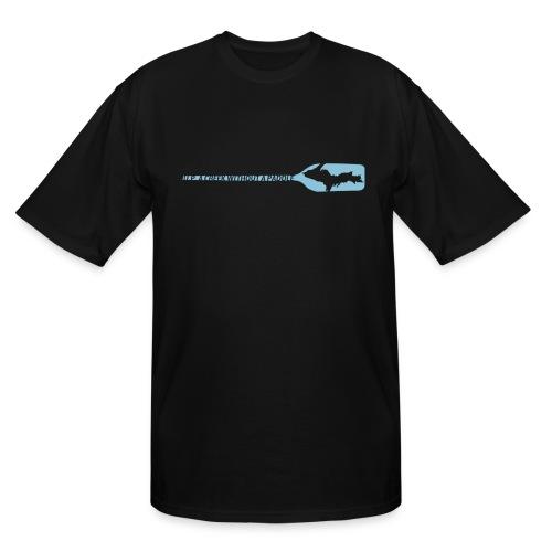 U.P. a Creek - Men's Tall T-Shirt