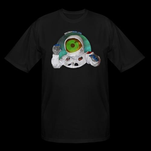 Spaceboy Music Logo - Men's Tall T-Shirt