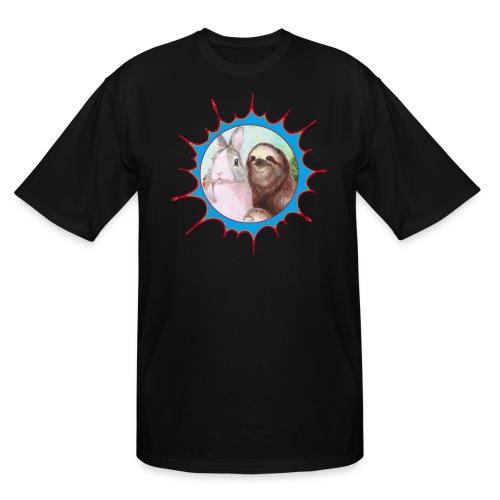 SHIRTBluefix png - Men's Tall T-Shirt