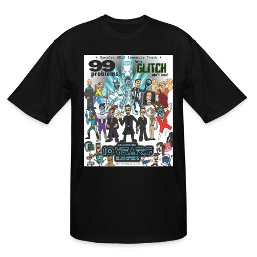 marscon2013tshirtl - Men's Tall T-Shirt