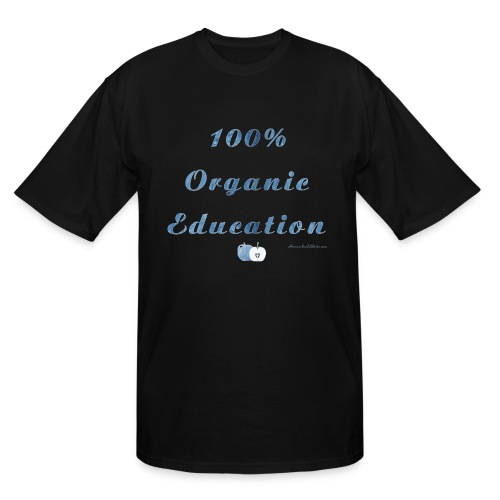 organic png - Men's Tall T-Shirt
