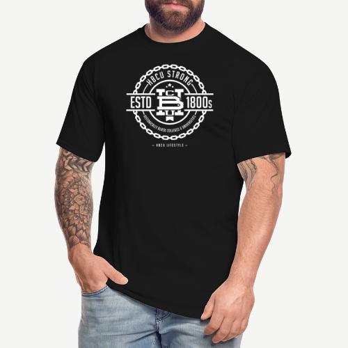 HBCU Strong - Men's Tall T-Shirt