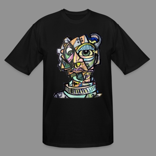 The Machinist - Men's Tall T-Shirt