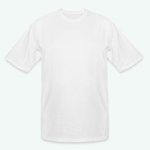 LOVE NEVER FAILS - Men's Tall T-Shirt