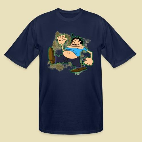Ongher's UFO Ongher March - Men's Tall T-Shirt