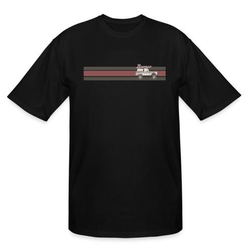 Bronco Line Art T-Shirt - Men's Tall T-Shirt