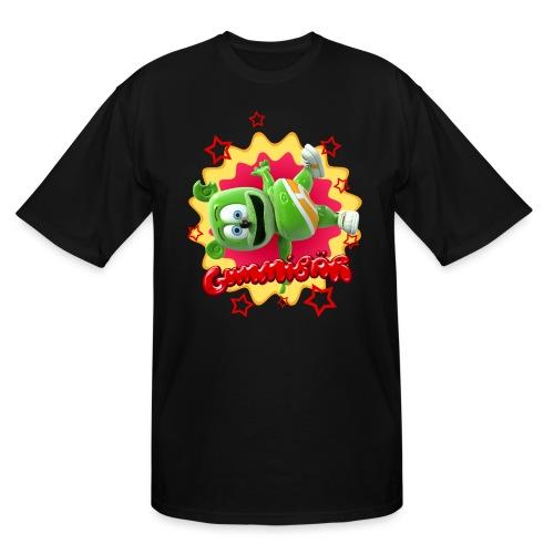 Gummibär Starburst - Men's Tall T-Shirt