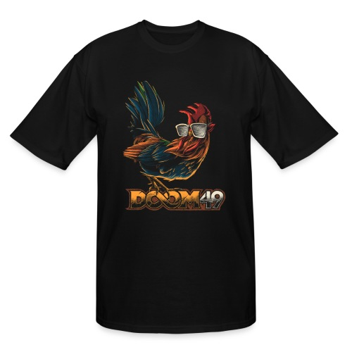 DooM49 Chicken - Men's Tall T-Shirt