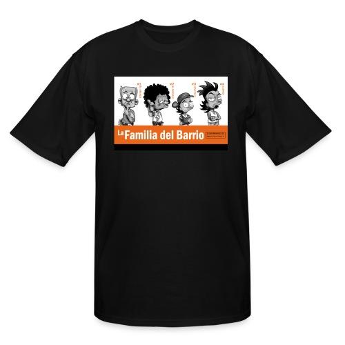 La Familia del Barrio (4) - Men's Tall T-Shirt