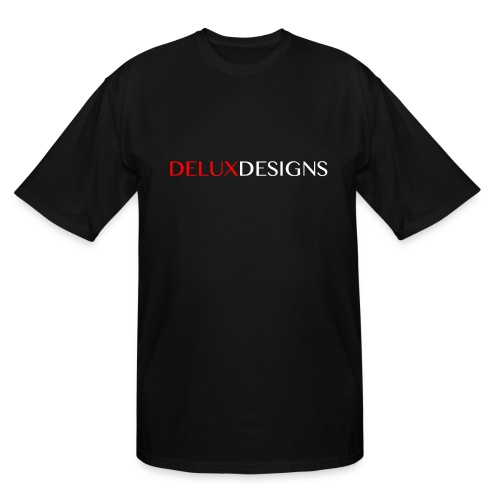 Delux Designs (white) - Men's Tall T-Shirt