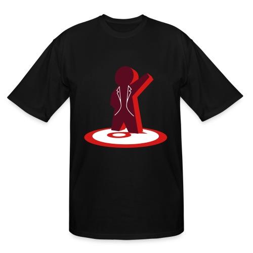 Not A Number - Men's Tall T-Shirt