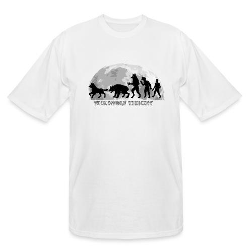 Werewolf Theory: Change - Men's Tall T-Shirt