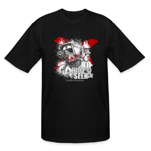 No hide & Seek - Men's Tall T-Shirt